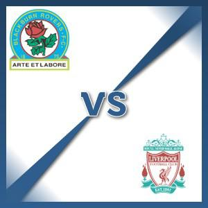 Blackburn Rovers V Liverpool - Follow LIVE text commentary