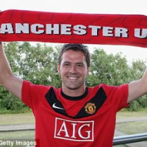 Michael Owen will fill my number seven shirt at United, says Ronaldo