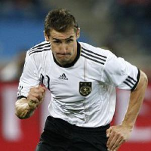 German tears roll, Klose considers future