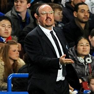 Benitez accepts title hopes are over for Chelsea