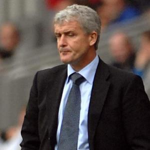Hughes eyes Everton post