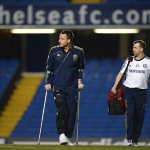Petr Cech confident despite John Terry injury