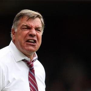 Allardyce philosophical over Lukaku