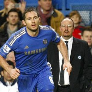 No change from Chelsea boss Rafael Benitez over Frank Lampard future