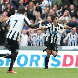 Pardew says, 'We need more from Ben Arfa'