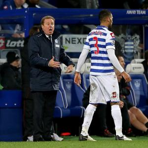 Redknapp confident of keeping QPR from relagation