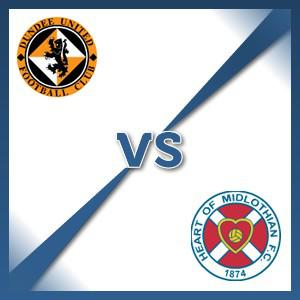 Hearts away at Dundee United - Follow LIVE text commentary