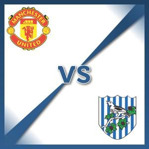 West Bromwich Albion away at Manchester United - Follow LIVE text commentary