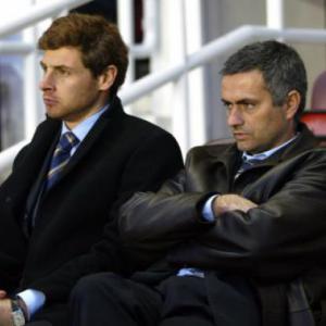Battle of the Portuguese Big-Shots: Mourinho and AvB