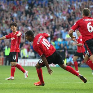 Cardiff fight back to stun Man City
