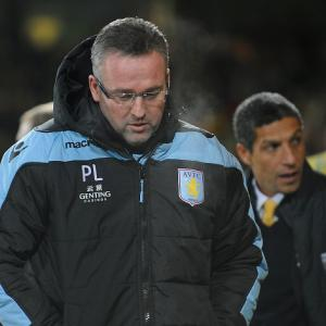 Lambert urges Villa to move on