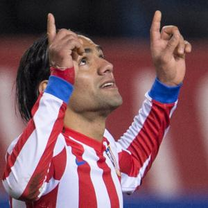 Chelsea target Radamel Falcao to remain in Spain until summer