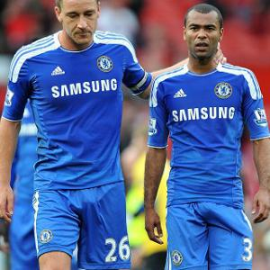 Chelsea duo set to face Ferdinand