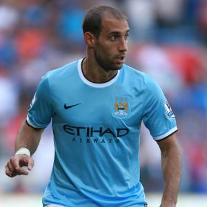 Zabaleta: A chance to make amends