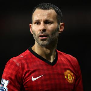 Manchester United midfielder Ryan Giggs puts United lead in perspective
