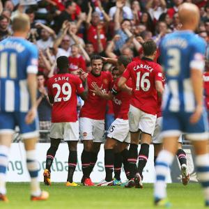 United win Community Shield