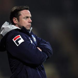 Dickov quits as Oldham boss