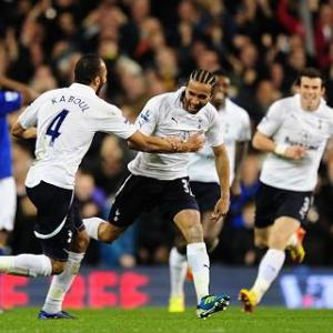 Tottenham 2-0 Everton: Match Report