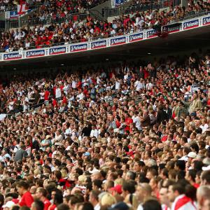 England fans urged to avoid trouble