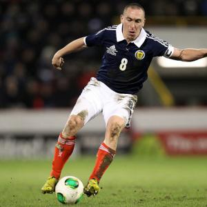 Brown back in Scotland squad