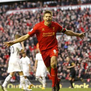 Gerrard targets European qualification