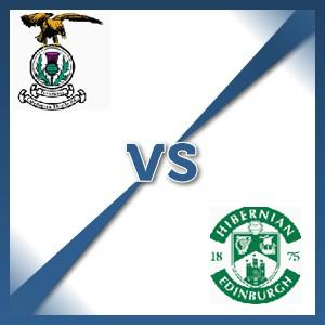Hibernian away at Inverness Caledonian Thistle - Follow LIVE text commentary