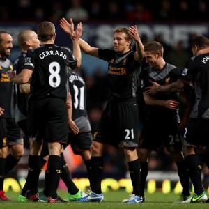 Reds fight back for Hammers victory