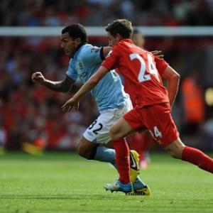 City salvage a point at Anfield