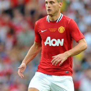 Vidic and Smalling back for new season