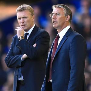 Moyes stunned by Adkins axe
