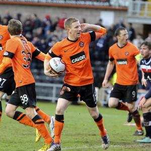 Honours even in Dundee derby