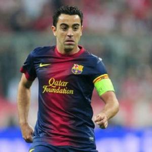 Barcelona midfielder Xavi sees bright future for Barca