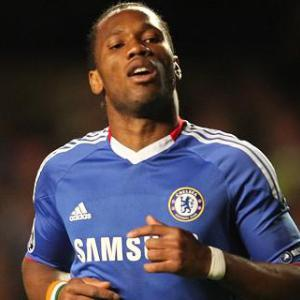 Arsenal not interested in Drogba