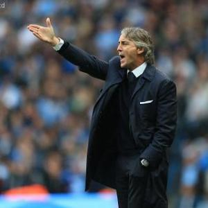 Game is not Jose Mourinho against Roberto Mancini says Mancini