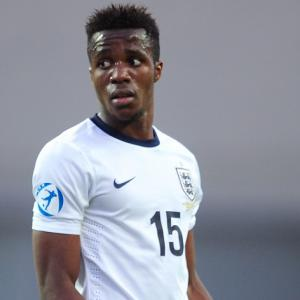 Zaha set for England call