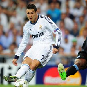 Ronaldo treble torments Ajax