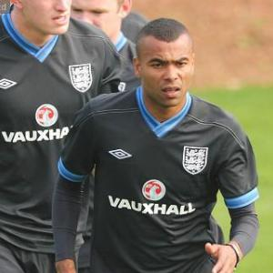 Cole present for England training