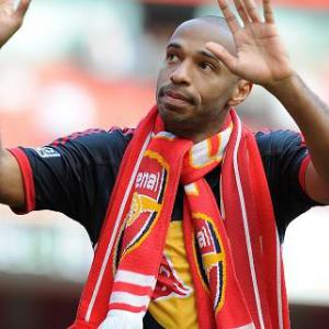 Talk of Henry 'return' galvanises Arsenal