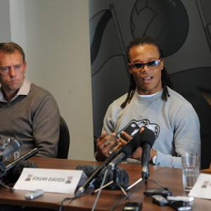 Davids has plans for English football