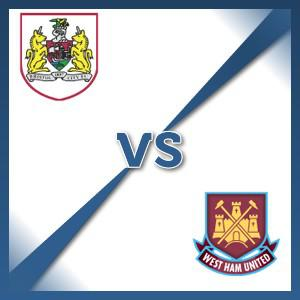 Bristol City V West Ham United - Follow LIVE text commentary