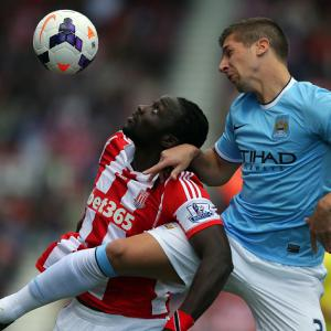 Potters frustrate City