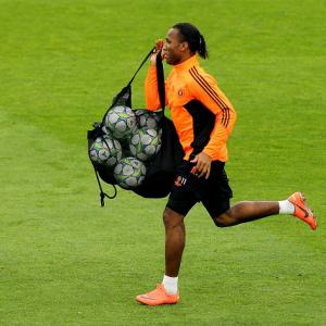 Galatasaray agree terms with Drogba