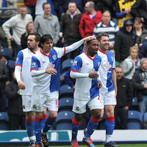 Blackburn keep survival hopes alive