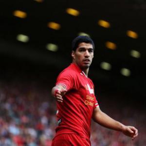 Suarez to miss friendly with injury