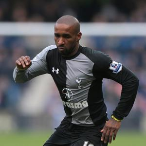 Tottenham squad best in my time - Defoe
