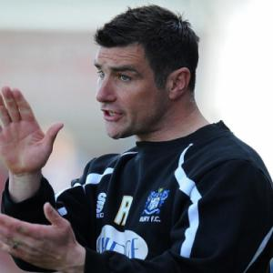 Bury 0-2 Notts County: Match Report