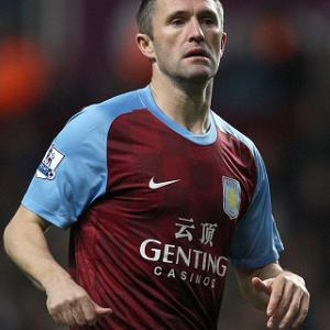 Villa unable to extend Keane loan