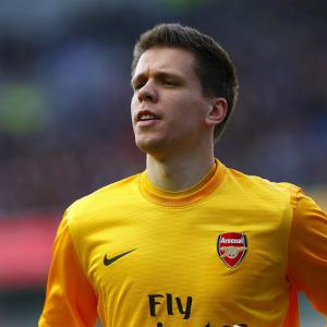 Wojciech Szczesny's father berates Arsene Wenger over drop in form