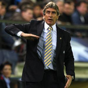 No deal with City, confirms Manuel Pellegrini