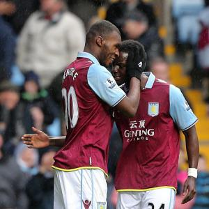 Victory over West Ham keeps Villa hopes alive